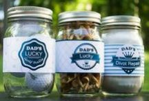 Father's Day / Dads, Pops, Fathers! Holidays call for celebrations. Crafts, gifts, DIY and more! / by Macaroni Kid