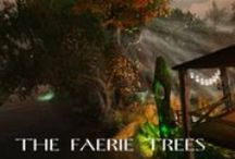 The Faerie Trees / Oak, Ash, and Thorn - These three trees are called the Faerie Triad because groves which include all three of these trees are places where you can see the faeries.  Britain's trees are under unprecedented threat from new pests and diseases. We are asking people to help identify trees that might have problems - so we can find out more or take appropriate action. ( http://bit.ly/HEnNAE )  Original Poem Oak & Ash & Thorn - The Faerie Trees c. Celestial Elf 2013 ( http://bit.ly/194SIMt ) / by Celestial Elf