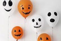 Halloween / Halloween snacks, crafts, DIYs and costume ideas! / by A'GACI
