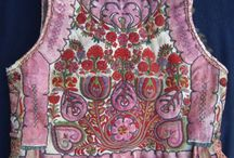 More Hungarian Embroidery and Costumes!