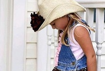 Little girls fashion and acc
