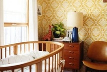 Nursery & Kid's Rooms / by Emma Costell