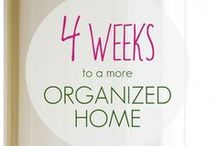 Want Her - Organized Home / cleaning and organizing