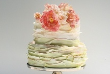 Cakes / by jill gordon celebrate