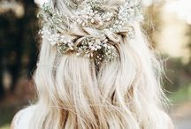 BRIDAL HAIR AND BEAUTY / Bridal Hair and Beauty