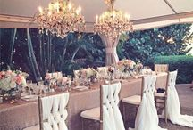 CHAIR STYLING / Luxury Wedding Chairs