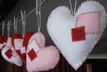 Crafty hearts