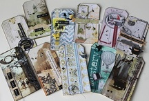 Cards & Tags / by Julianne McKenna