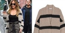 Celebrity Style - What they wore / celebrity style and fashion board. #outfit #inspiration