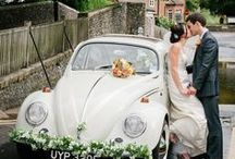 Just Married / Love is in the air!  Volkswagen