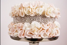 Cake- Ruffles / There's a million of them out there...cakes with ruffles, ruffles on cake / by pc brown