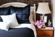Beds and more / Bedrooms, beds, decor, colour and bedding.
