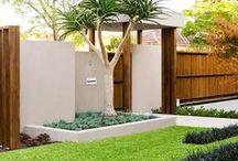 Gardens & walkways