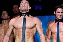 You sexy thing , Channing Tatum !