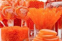 Colour Me Orange! / by Julianne McKenna-De Lumen