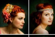Photoshooting - hair & makeup