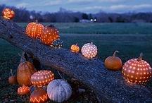HALLOWEEN / Stylish Halloween Ideas