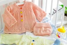 Knit & Crochet for Baby