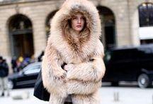 Fur to keep warm