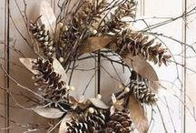 Seasonal Decor / Holiday and seasonal decor for the home and outdoors. / by Leanne Baldwin