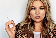 Kate Moss style board / Kate Moss style and fashion