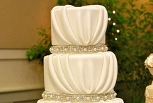 Cake- Draping / swags, drapes, falls / by pc brown