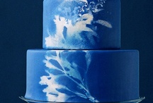Cake- Stenciling / Cakes decorated with stencils / by pc brown