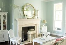 Room colors / by A Beautiful Home