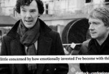 Sherlocked <3 / by Kate Keeley