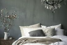 Bedrooms / by Button Bird Designs