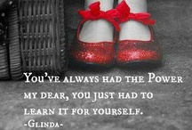 Red Shoes are Magic