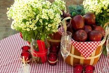 Tablescapes, Settings & Centerpieces / Tabletop inspiration