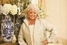 Paula Deen / Paula Deen great things to eat! / by Sandra Lenins
