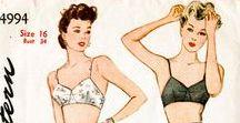 Lingerie Loungewear Underwear / lingerie - underwear - loungewear -corsets - bustles - french knickers - slips