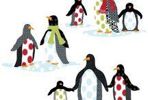 Penguins...my favorite