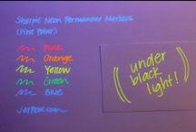 Fluorescence / by JetPens