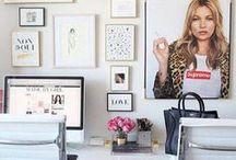 Werk Your Work Space / by Fergie Footwear