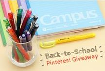 Back to School with JetPens / Everything you need to get ready for school. / by JetPens
