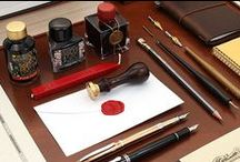 Vintage Style / Did you know that the first fountain pens date back to the 17th century? Yet even today, fountain pens remain a symbol of timeless style. It's true that some fads come and go, but the classics are undeniably here to stay.