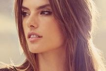Alessandra Ambrosio Style Board / Alessandra Ambrosio - fashion and style #outfit #inspiration #model