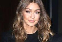 Gigi Hadid Style Board / Gigi Hadid style and fashion inspiration #outfit #ideas #celebrity #looks #model