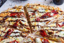 Pizza! / Creative pizza combos
