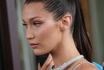 Bella Hadid Style Board / Bella Hadid style and fashion #model #outfit #inspiration