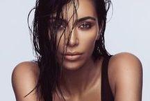 Kim Kardashian Style Board / Kim Kardashian's fashion and style inspiration