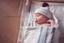 Newborn Inspiration / Inspirational newborn photography / by Photography by Sarah Moore