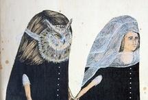 Illustration / by Kelsey Garrity-Riley