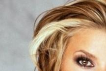 Hair & Makeup / by Jamie Freitag