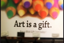 Art, Etc. / by Mary Kay Crawford