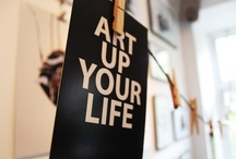 ART UP YOUR LIFE!