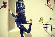 Loving Yoga / by Alexandra Sessa